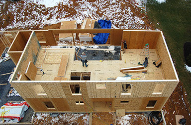 Sips bridlewood builders for Sip house cost